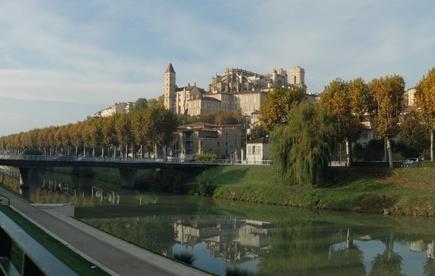 la cathédrale d'auch